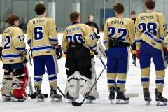 CIAC Ice Hockey; Newtown 2 vs. Daniel Hand 6 - Photo # 427