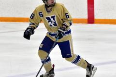 CIAC Ice Hockey; Newtown 2 vs. Daniel Hand 6 - Photo # 641