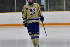 CIAC Ice Hockey; Newtown 2 vs. Daniel Hand 6 - Photo # 979