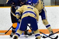 CIAC Ice Hockey; Focused on Newtown 7 vs. Mt. Everett 1 - Photo 1034