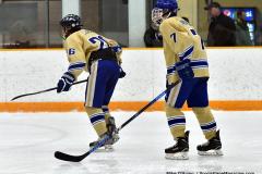 CIAC Ice Hockey; Focused on Newtown 7 vs. Mt. Everett 1 - Photo 157