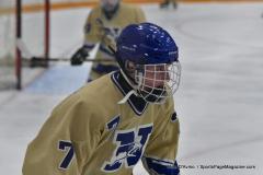 CIAC Ice Hockey; Focused on Newtown 7 vs. Mt. Everett 1 - Photo 220