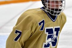 CIAC Ice Hockey; Focused on Newtown 7 vs. Mt. Everett 1 - Photo 231