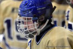CIAC Ice Hockey; Focused on Newtown 7 vs. Mt. Everett 1 - Photo 616