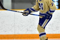 CIAC Ice Hockey; Newtown 2 vs. Daniel Hand 6 - Photo # 1642