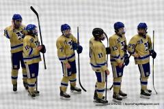 CIAC Ice Hockey; Newtown 2 vs. Daniel Hand 6 - Photo # 2010