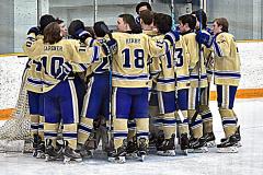 CIAC Ice Hockey; Newtown 2 vs. Daniel Hand 6 - Photo # 445