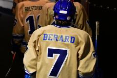 CIACT D3 Ice Hockey; #8 Newtown 7 vs. #9 Wilton 2 - Photo # 1237