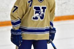 CIACT D3 Ice Hockey; #8 Newtown 7 vs. #9 Wilton 2 - Photo # 1595