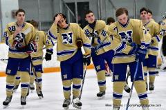 CIACT D3 Ice Hockey; #8 Newtown 7 vs. #9 Wilton 2 - Photo # 523