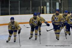 CIAC Ice Hockey; Focused on Newtown 7 vs. Mt. Everett 1 - Photo 114