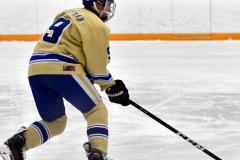 CIAC Ice Hockey; Focused on Newtown 7 vs. Mt. Everett 1 - Photo 171