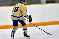 CIAC Ice Hockey; Focused on Newtown 7 vs. Mt. Everett 1 - Photo 980
