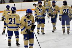 CIAC Ice Hockey; Focused on Newtown 7 vs. Mt. Everett 1 - Photo 990