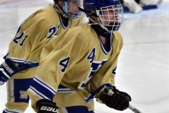 CIAC Ice Hockey; Focused on Newtown 7 vs. Mt. Everett 1 - Photo 089