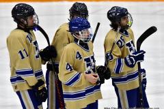 CIAC Ice Hockey; Focused on Newtown 7 vs. Mt. Everett 1 - Photo 1068