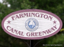 Farmington Canal Linear Park Cheshire - Photo # (39)