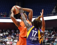 WNBA - Connecticut Sun 102 vs. Los Angeles Sparks 94 (10)