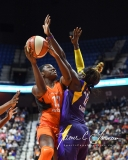 WNBA - Connecticut Sun 102 vs. Los Angeles Sparks 94 (11)