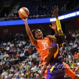 WNBA - Connecticut Sun 102 vs. Los Angeles Sparks 94 (12)