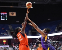 WNBA - Connecticut Sun 102 vs. Los Angeles Sparks 94 (13)