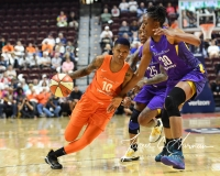 WNBA - Connecticut Sun 102 vs. Los Angeles Sparks 94 (15)