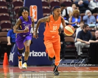 WNBA - Connecticut Sun 102 vs. Los Angeles Sparks 94 (17)