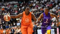 WNBA - Connecticut Sun 102 vs. Los Angeles Sparks 94 (20)
