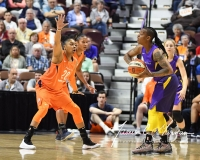 WNBA - Connecticut Sun 102 vs. Los Angeles Sparks 94 (22)