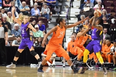 WNBA - Connecticut Sun 102 vs. Los Angeles Sparks 94 (23)