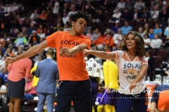 WNBA - Connecticut Sun 102 vs. Los Angeles Sparks 94 (25)
