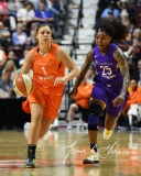 WNBA - Connecticut Sun 102 vs. Los Angeles Sparks 94 (28)