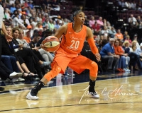 WNBA - Connecticut Sun 102 vs. Los Angeles Sparks 94 (31)