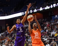WNBA - Connecticut Sun 102 vs. Los Angeles Sparks 94 (32)
