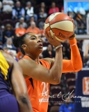 WNBA - Connecticut Sun 102 vs. Los Angeles Sparks 94 (34)