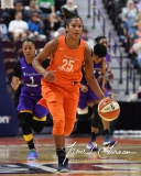 WNBA - Connecticut Sun 102 vs. Los Angeles Sparks 94 (36)