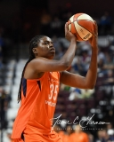 WNBA - Connecticut Sun 102 vs. Los Angeles Sparks 94 (37)