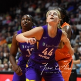 WNBA - Connecticut Sun 102 vs. Los Angeles Sparks 94 (38)