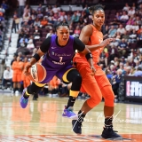 WNBA - Connecticut Sun 102 vs. Los Angeles Sparks 94 (40)