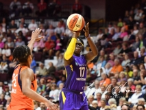 WNBA - Connecticut Sun 102 vs. Los Angeles Sparks 94 (41)