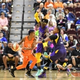 WNBA - Connecticut Sun 102 vs. Los Angeles Sparks 94 (43)
