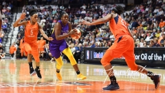 WNBA - Connecticut Sun 102 vs. Los Angeles Sparks 94 (47)