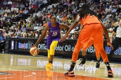 WNBA - Connecticut Sun 102 vs. Los Angeles Sparks 94 (48)