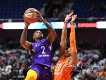 WNBA - Connecticut Sun 102 vs. Los Angeles Sparks 94 (49)
