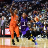 WNBA - Connecticut Sun 102 vs. Los Angeles Sparks 94 (53)
