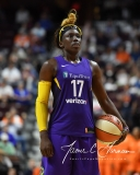 WNBA - Connecticut Sun 102 vs. Los Angeles Sparks 94 (54)