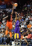 WNBA - Connecticut Sun 102 vs. Los Angeles Sparks 94 (57)