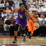 WNBA - Connecticut Sun 102 vs. Los Angeles Sparks 94 (67)