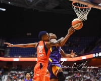 WNBA - Connecticut Sun 102 vs. Los Angeles Sparks 94 (68)