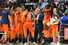 WNBA - Connecticut Sun 102 vs. Los Angeles Sparks 94 (69)